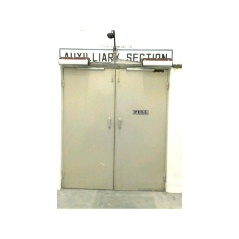 Heavy Duty Swing Door System